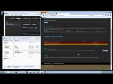 Steamworks Tutorial #5 - Adding Downloadable Content for Your Application