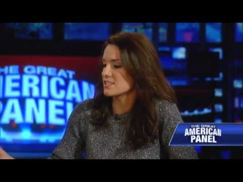 Rebecca St James on Hannitys Great American Panel