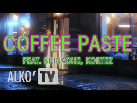 Pjus - Coffee Paste feat. Spinache, Kortez