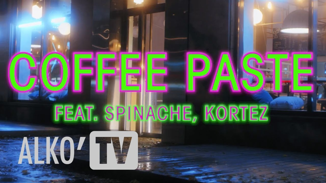 Pjus – Coffee Paste feat. Spinache, Kortez