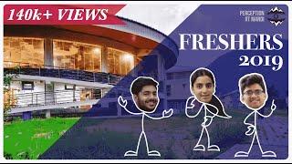 Freshers Intro 2019  | Perception | IIT Mandi