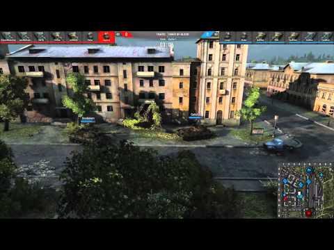FNATIC vs River of Blood S4 W2 Bravo