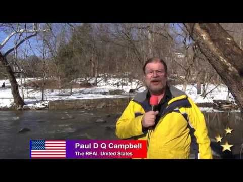 Rock Creek Park, Washington DC - REAL USA Ep. 143