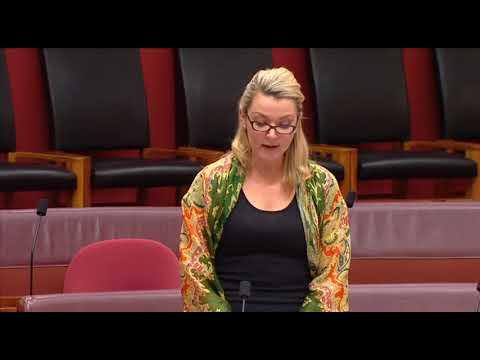 Speech: Gambling - 12 September 2017 / Senator Skye Kakoschke-Moore