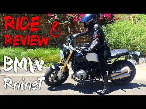 Test Ride & Review: 2015 BMW R NINET