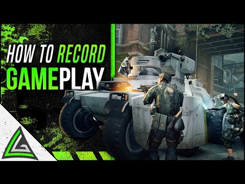 Dirty Bomb | How To Record Gameplay For FREE! [OBS & Shadowplay Tutorial]