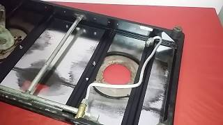 Gas stove Low flame problem repairing very Easy & Simple at home