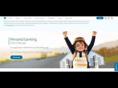 Barclays Bank Online Login Steps | Barclays Bank Internet Banking Login