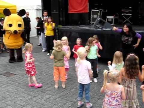 TV.NEWS-Oberberg.de: 900 Jahre Gummersbach Feier mit der WDR Maus