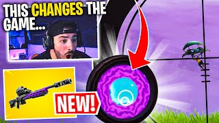 *NEW* Storm Scout Sniper Rifle! THIS IS GAME CHANGING! Ft. Timthetatman, SypherPK & MoNsTcr