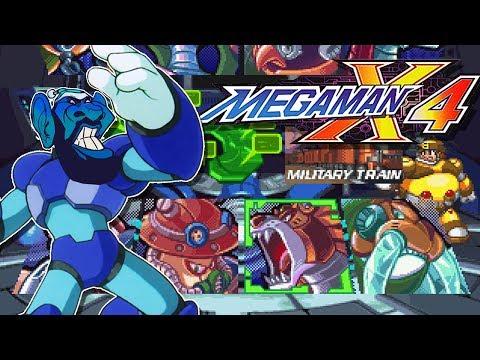 Mega Man x4 PT#11 - Eu faço o mais difícil e não enxergo o mais fácil