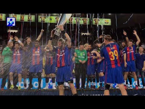 ¡FC Barcelona campeón de Liga!