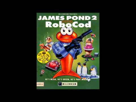 [AMIGA MUSIC] James Pond 2 :  Robocod  -09-  Level Completed