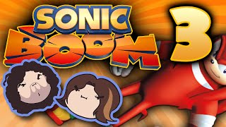 Sonic Boom: Boom Baby! - PART 3 - Game Grumps