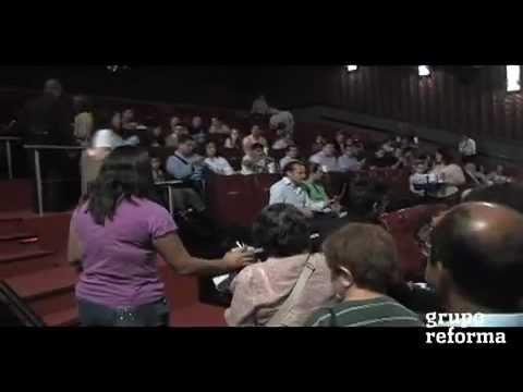 Presentan nueva sala de cine 4DX
