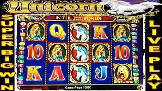 ★ SUPER BIG WIN ★ LIVE PLAY ★ BONUS ★ ENCHANTED 🦄 UNICORN ★ SLOT MACHINE ★