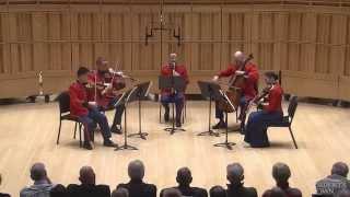 "MOZART Clarinet Quintet, K. 581: Mvt. 3, Menuetto - ""The President"