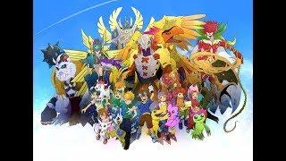 Warcraft 3 - Digimon Random Tower #3