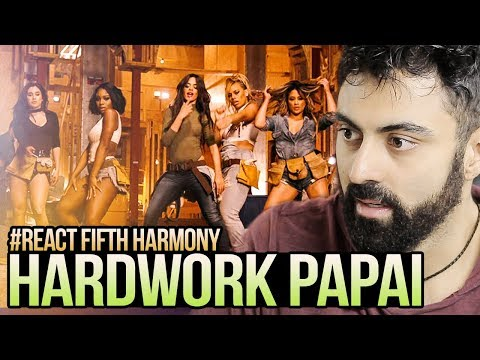 REAGINDO a Fifth Harmony - Work from Home ft. Ty Dolla $ign
