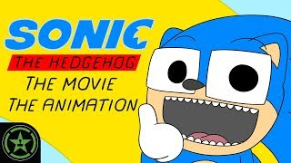 Sonic the Hedgehog The Movie The Animation - AH Animated