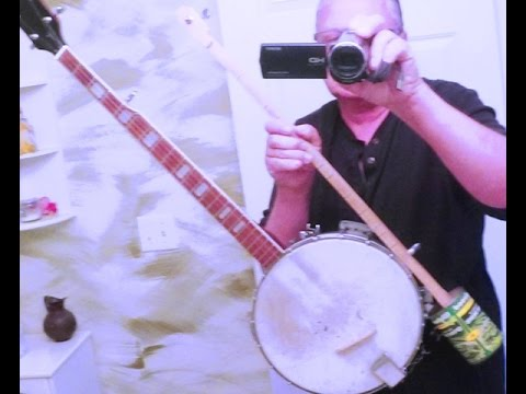 Purple Rain ( banjo cover ) - YouTube