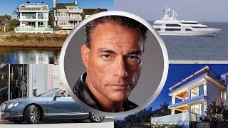 JEAN CLAUDE VAN DAMME  BIOGRAPHY