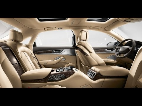 2017 Audi A8L Interior - YouTube