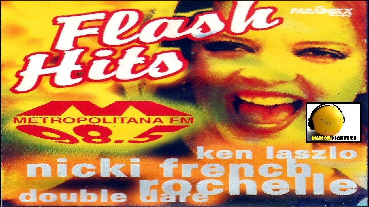 Flash Hits Metropolitana FM 98.5 (1998) [CD, Compilation - Paradoxx Music]