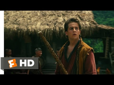 The Forbidden Kingdom (1/10) Movie CLIP - Journey Through Time (2008) HD