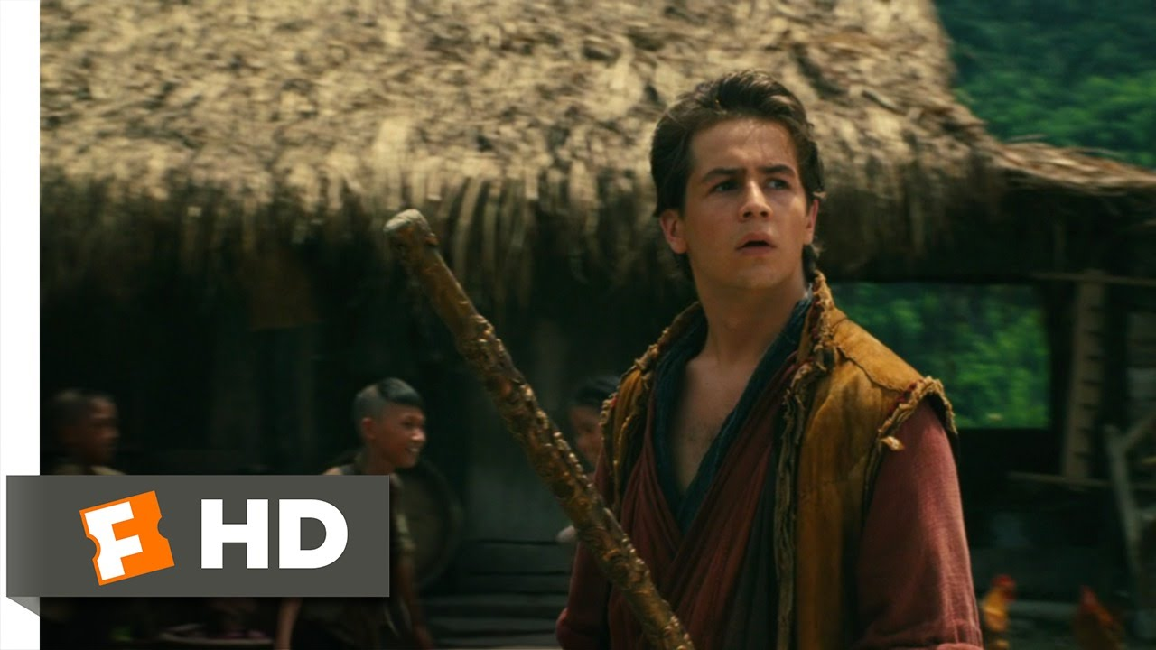 Download The Forbidden Kingdom (1/10) Movie CLIP - Journey Through Time (2008) HD