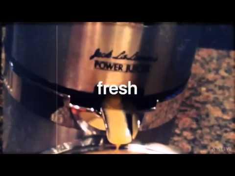 Pure Organic Fresh Squeezed Orange Juice