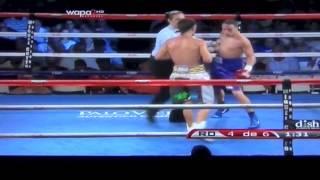 Chiquiro Martinez  pelea 31 de Agosto