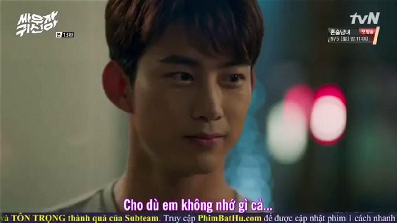 [Ghen] Bởi vì em ghen, ghen, ghen mà (싸우자 귀신아) Taec-yeon-Kim So-hyun