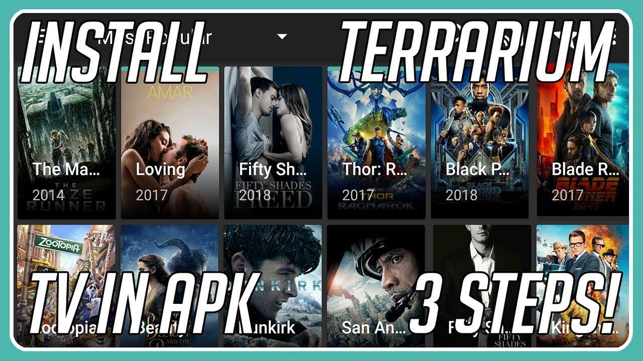 terrarium tv apk download apk mirror