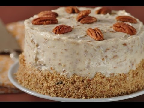 Hummingbird Cake Recipe Demonstration - Joyofbaking.com