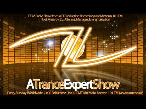 A Trance Expert Show 93 [Antenn 101 FM]