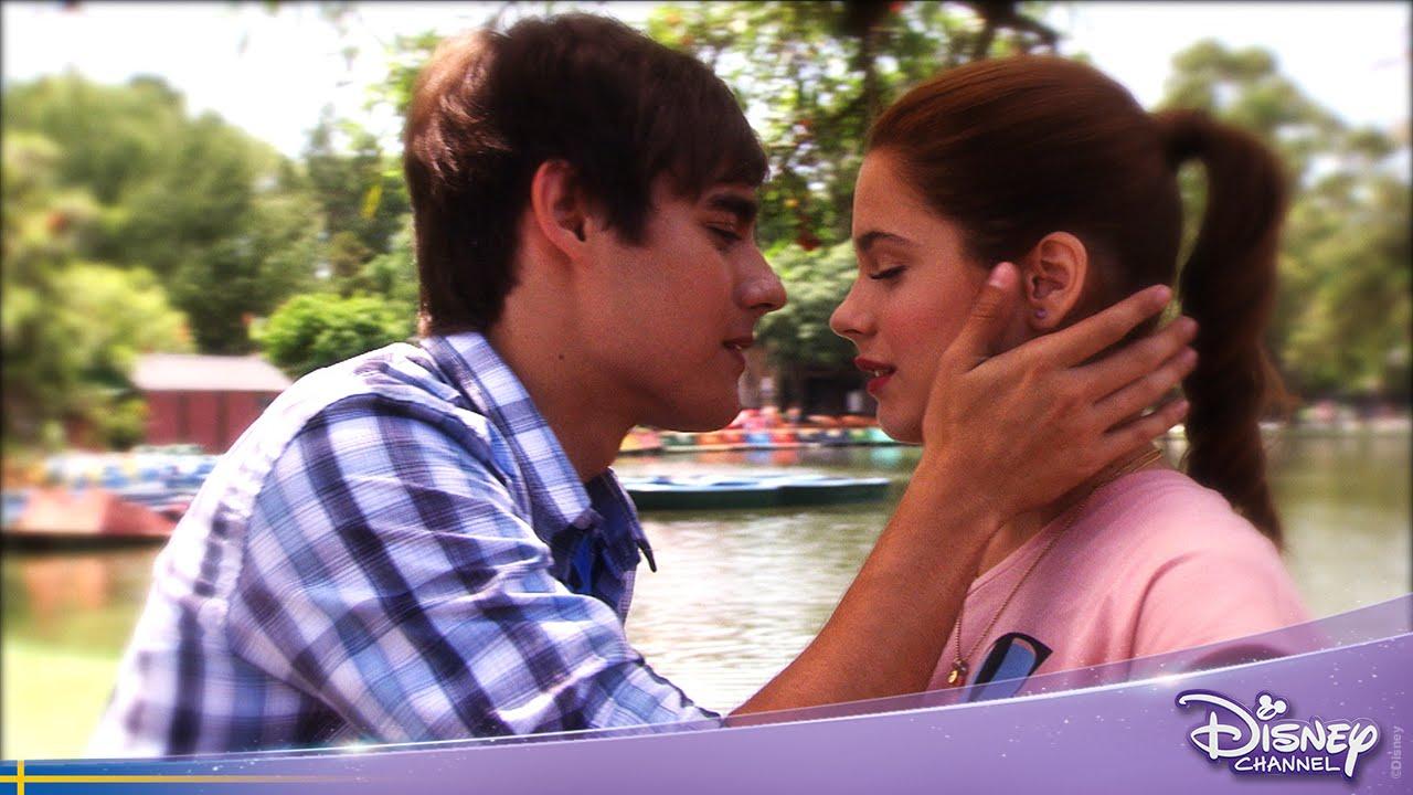 Romantiska kyssar