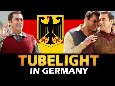 Salman Khan's Tubelight Releases In Germany's 31 Cities - 25th June