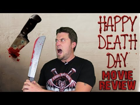 Happy Death Day (2017) - Movie Review