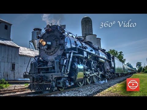 Pere Marquette 1225 at Howell MelonFest 2017: Gear 360 VR and 5.1 Surround Sound Video