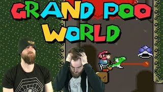 Getting Turned Inside Out [GRAND POO WORLD] [#08]