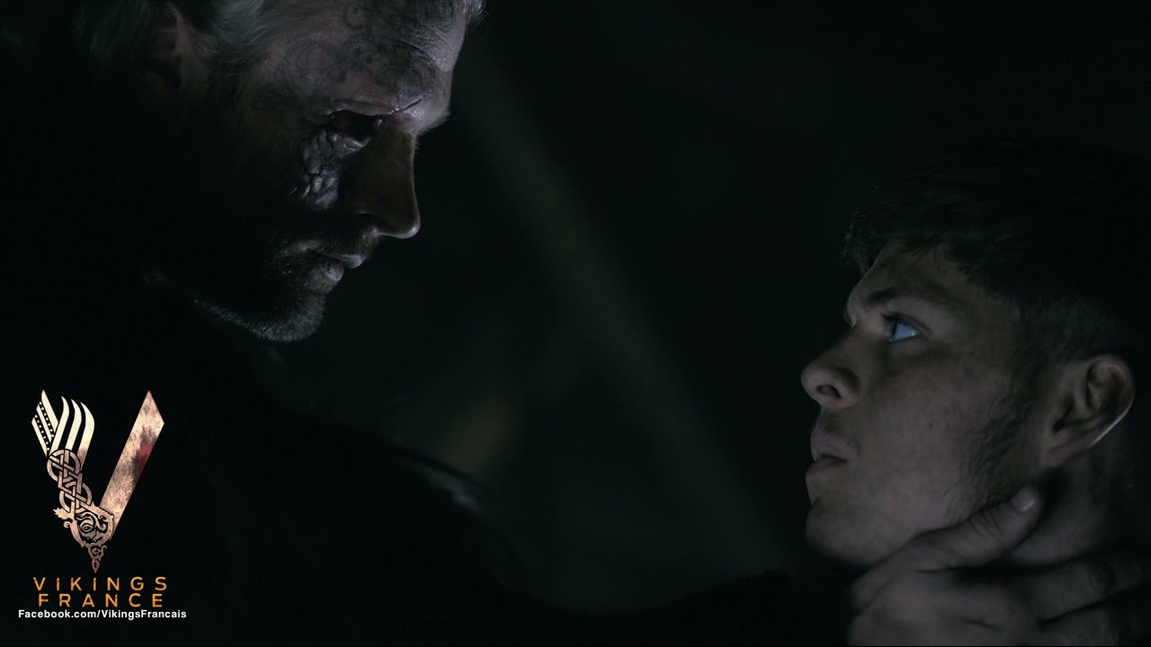 Vikings Season 4 - Odin Announces Ragnar Dead | VOSTFR HD - YouTube