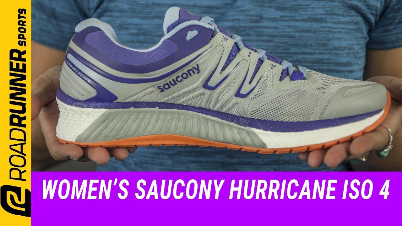saucony hurricane iso 4 mens