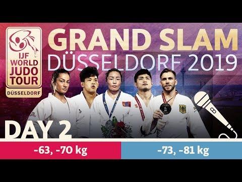 Judo Grand-Slam Düsseldorf 2019: Day 2