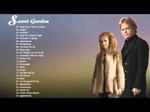 Secret Garden Greatest Hits  The Best Of Secret Garden  Best Instrument Music