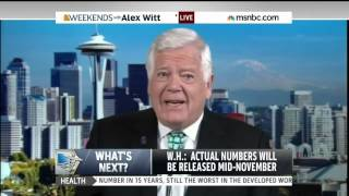 Rep  Jim McDermott on SNAP cuts and Obamacare glitches