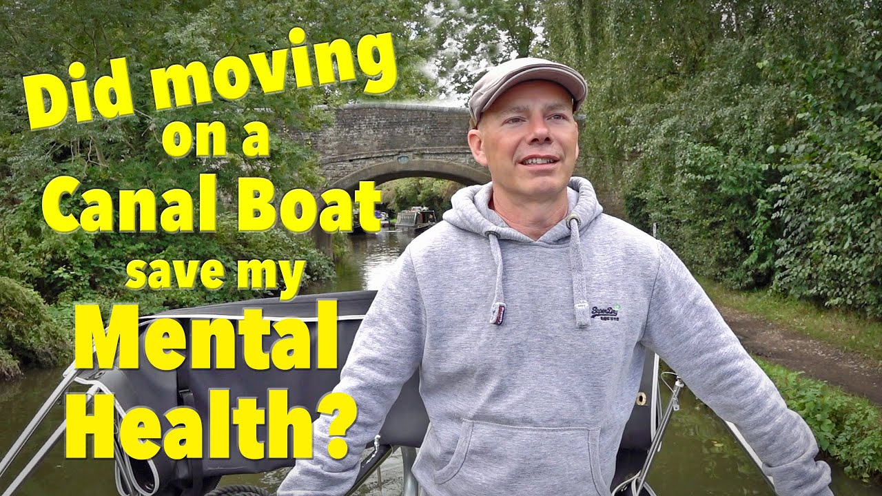 Did Moving on a Canal Narrowboat Save my Mental Health?