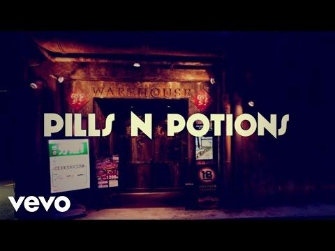 Nicki Minaj - Pills N Potions (Lyric Video #2)