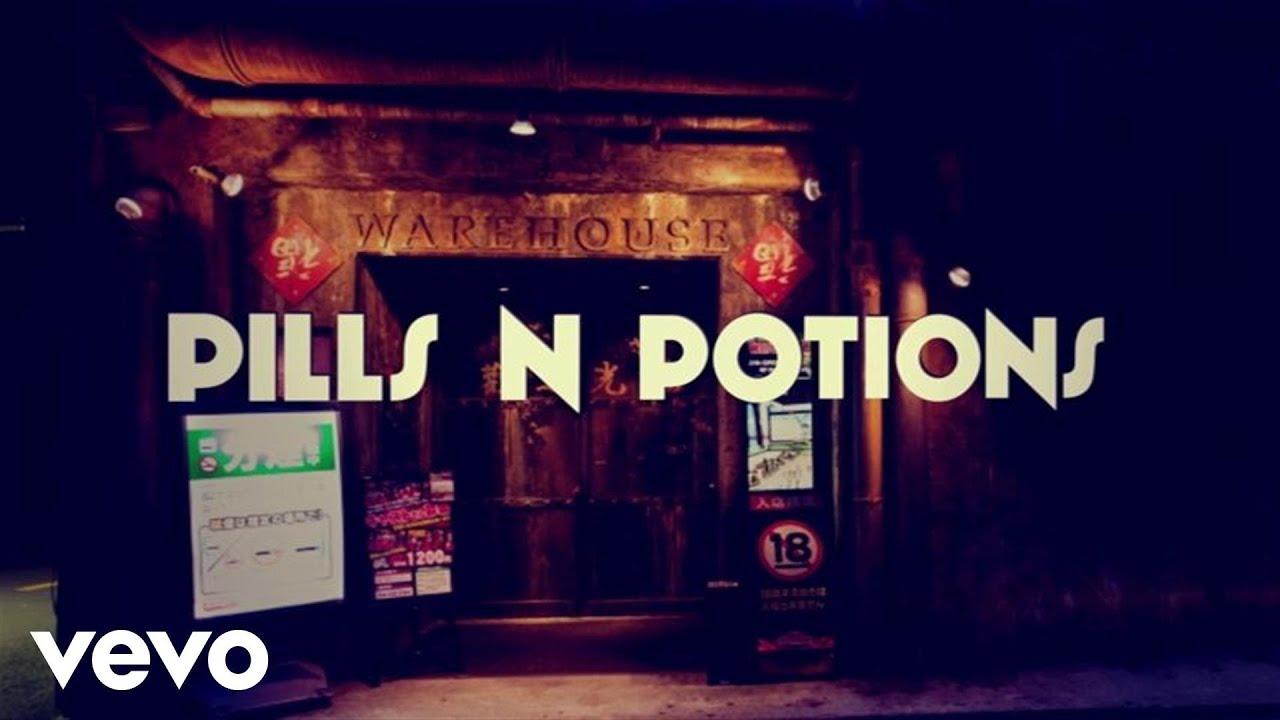 Download Nicki Minaj - Pills N Potions (Lyric Video #2)