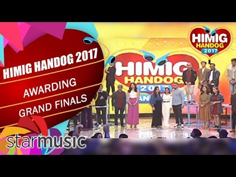 Himig Handog 2017 | Grand Finals Awarding